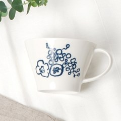 정물 커피잔