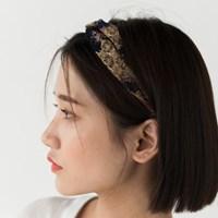 ethnic pattern hairband
