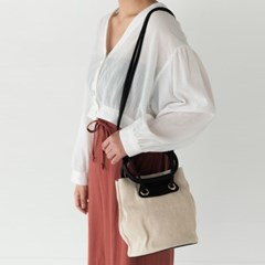 two strap point bag