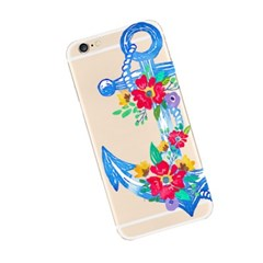 Flower Anchor (JE-034A) Jelly Case