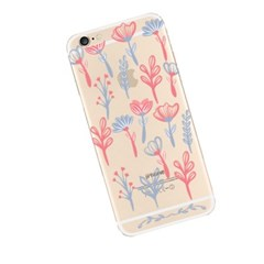 Well Pastel Flower (JF-007A) Jelly Case