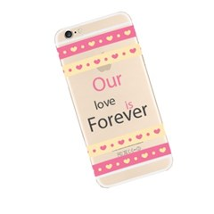 Our love is Forever (JE-032A) Jelly Case