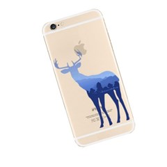 Deer in Abstract (JA-013B) Jelly Case