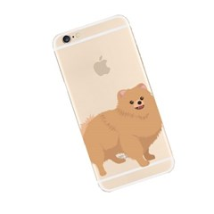 Starry Dog (JA-011A) Jelly Case