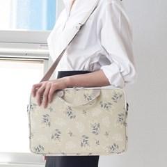 데일리라이크 lace flower 노트북가방 /서류가방