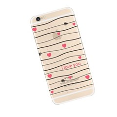 I Love You Line (JE-034B) Jelly Case