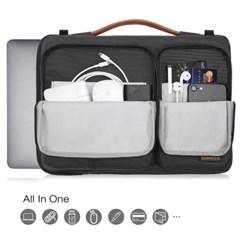 A42 맥북 노트북 가방 14인치-15인치 블랙