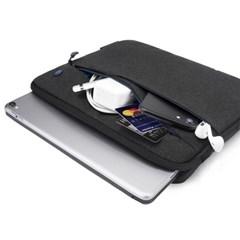 A18 아이패드 갤럭시탭 서피스고 파우치 9.7인치-11인치 블랙