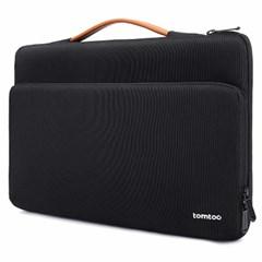 A14 맥북 노트북 가방 슬리브 15인치-15.6인치 블랙