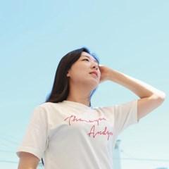 Thankyou_andyou T-SHIRT (화이트)