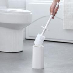 모던 청소하기 편리한 변기솔