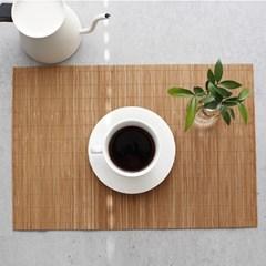 대나무 테이블(식탁) 개인매트 - 2type