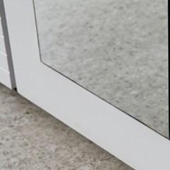 라보떼 심플 갤러리 1220 거울투서랍옷장세트 SG29