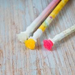 미녀와야수 액세서리연필