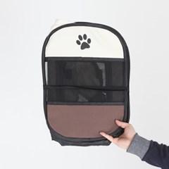 고양이 강아지 원터치 텐트