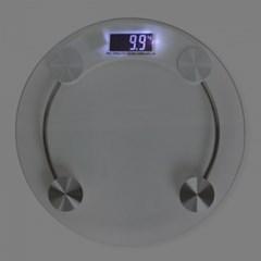 업그레이드형 백라이트 디지털 유리 체중계 전자저울