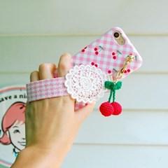 체리 케이스(핑크)
