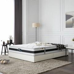 SB260 저상형 모던 패브릭 침대(협탁포함) +bedis 매트리스 SS set