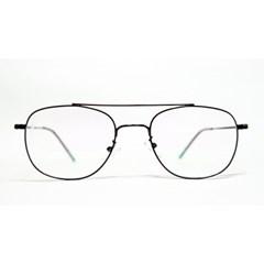 [라플로리다] 코너 투브릿지 안경&체인 SET 블랙