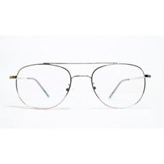 [라플로리다] 코너 투브릿지 안경&체인 SET 실버
