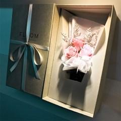 장미꽃다발 무드등