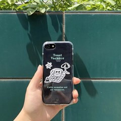 Toast Vacance Case (Cool Mint)