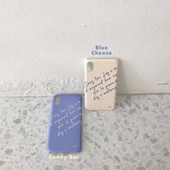 Amelie Case (Blue Cheese&Candy Bar)