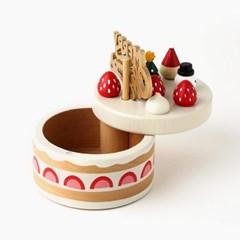 Accessory Box·Cake_Christmas Cake