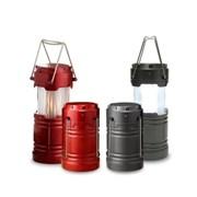 캠핑용 4단계 밝기조절 만능 랜턴 & 보조배터리