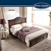 [잉글랜더]New모넬리 도장 침대(독립스프링 듀얼 매트리_(11849218)