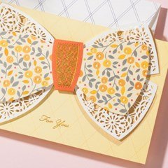 옐로 플라워 - 핸드메이드 카드