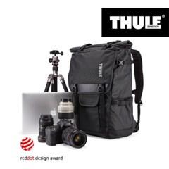 툴레(Thule) 코버트 롤톱 백팩 DSLR 카메라 백팩_(1836929)