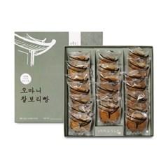 [행복담은식탁] 국내산 찰보리로 만든 찰보리빵 30g x 20개입