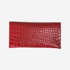 LELLI Croc Multi Wallet 2 Color