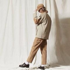 PL044_Coduroy Banding Pants_MUSTARD