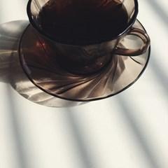 크레올 레이스 컵앤소서 (180ml)