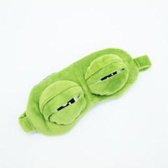 슬픈 개구리 수면안대