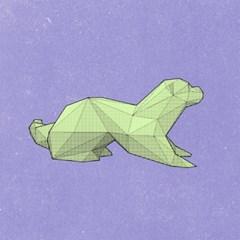 [아트프린트] 수달