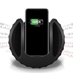 튜바스 TB-100FC 스마트폰 거치대 고속무선충전기_(1099460)