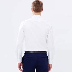 BJ532스판 솔리드 셔츠