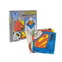 [영국 팔라돈정품] 슈퍼맨 원더우먼 배트맨 DC코믹스 냅킨