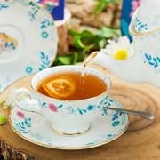 [Disney]앨리스_Tea cup 2set(4pcs)