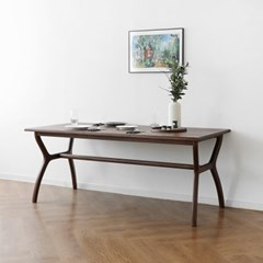[블랙애쉬] 6인용 식탁/테이블 2000_(1015539)