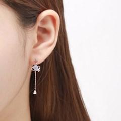행성 드랍 귀걸이