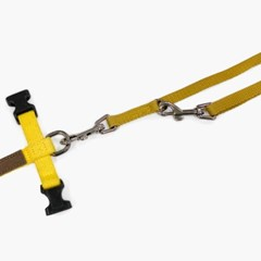 보듬 10mm 폴딩 리드줄 (길이 조절 가능) 강아지 리드줄