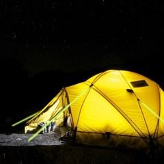 캠핑용 다용도 방수 야광 테이프 라이트 캐쳐