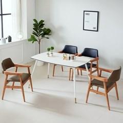 [무료배송] 스칸디 안단테 식탁 의자