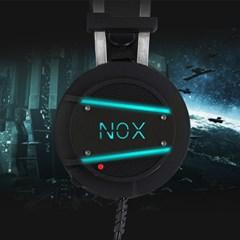 녹스 게이밍 진동 헤드셋 NX-3