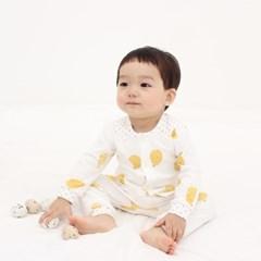 [메르베] 망고아리 유아 아기내복/내의/실내복_사계절용_(1103168)