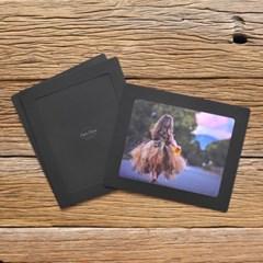 8x10 포토프레임 스토리지 박스세트  - 블랙 10매
